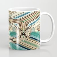 supreme Mugs featuring Supreme by David Lee