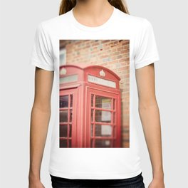 Telephone Box T-shirt