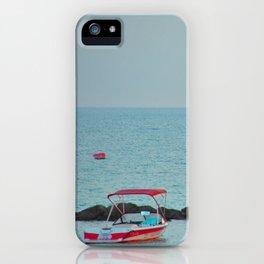 Between Sea and Sky iPhone Case