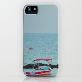 Between Sea and Sky iPhone Case