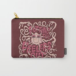 Putting the Feelers Out Carry-All Pouch