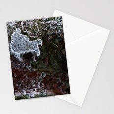 Frosted Stationery Cards