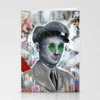 soldier Stationery Cards featuring The Forgotten Soldier by FAMOUS WHEN DEAD