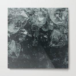 Dark Crystal Metal Print