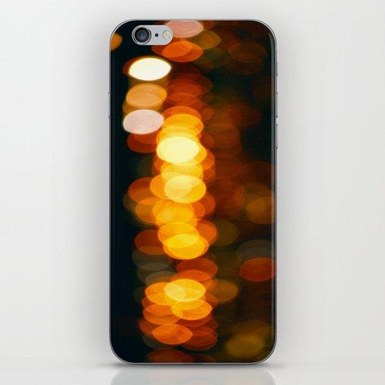 D.C. Bokeh iPhone & iPod Skin