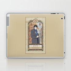 Sherlock Victorian Language of Flowers - Autumn Laptop & iPad Skin