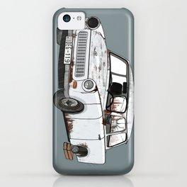 Trabant iPhone Case