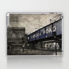 Camden Road Train Station Laptop & iPad Skin