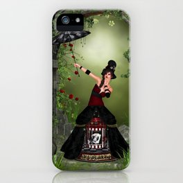 Amusement iPhone Case