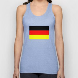 Deutsche Flagge Unisex Tank Top