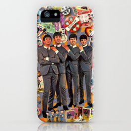 Beatmania!!! iPhone Case