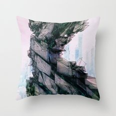 ElectricCity Throw Pillow