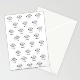 Whole Lotta Buns Stationery Cards