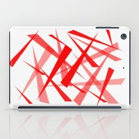chaos iPad Cases featuring chaos by Sébastien BOUVIER