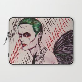 The Angel Joker (Limited Edition) Laptop Sleeve
