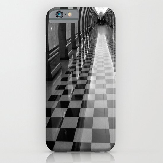 Moscow Metra iPhone & iPod Case
