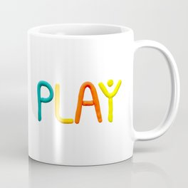 PLAY (Warm) Coffee Mug