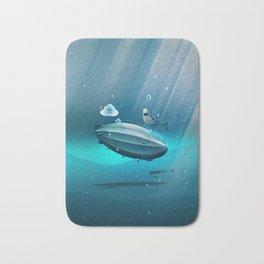 Weird Waters Bath Mat