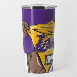 Black Mamba Travel Mug