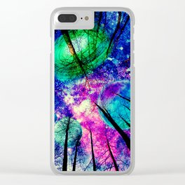 My sky Clear iPhone Case