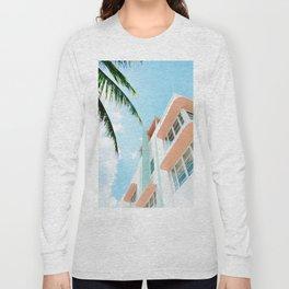 Miami Fresh Summer Day Long Sleeve T-shirt