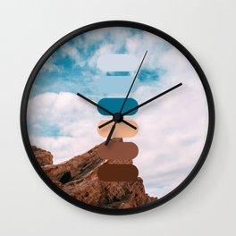 ROCK TONES Wall Clock