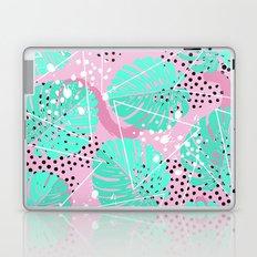 Funny Monstera Laptop & iPad Skin