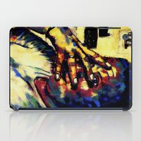 kris tate iPad Cases featuring The Kris by Waterbaby