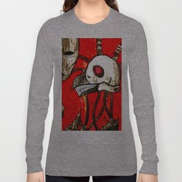Lost skin Long Sleeve T-shirt