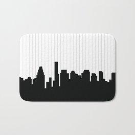 Boston Skyline Bath Mat