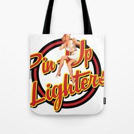 Pinup Lighters Logo Merchandise Tote Bag