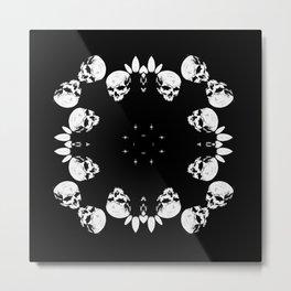 Exquisite Corpse Metal Print