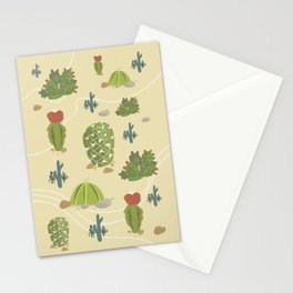 Cactus Land Stationery Cards