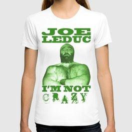 Memphis Wrestler Joe Leduc T-shirt