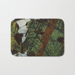 Pyroxene and Feldspar Bath Mat