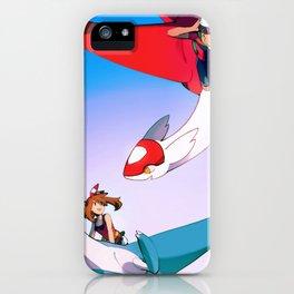 Eon Flute iPhone Case