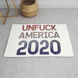 Unfuck America 2020 Rug