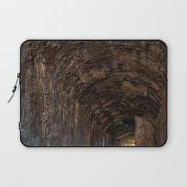 Large gallery in an industrial building Laptop Sleeve