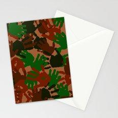 Evidence v1: Camo Stationery Cards