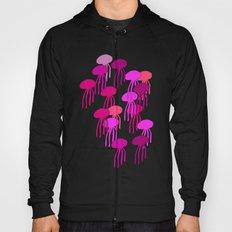 Jellyfish Pink Hoody