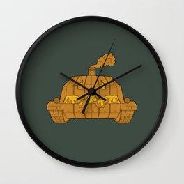 Jack-o-bot Wall Clock