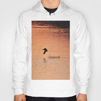 not all who wander Hoodies featuring Wander by Nonna Originals