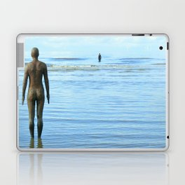 Iron Men as the tide returns Laptop & iPad Skin