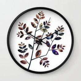 Stairing at you Wall Clock