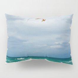 Kitesurfer, Jupiter Beach Pillow Sham