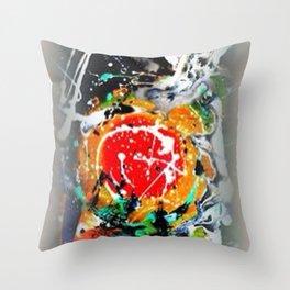 Nr. 650 Throw Pillow