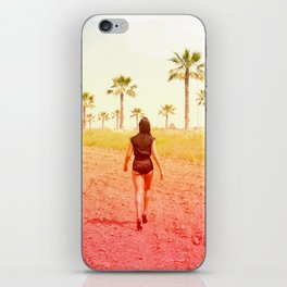Faced Fears iPhone Skin