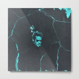 Tyler Durden without the Narrator Metal Print