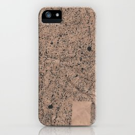 LIFE IS GRIMEY iPhone Case
