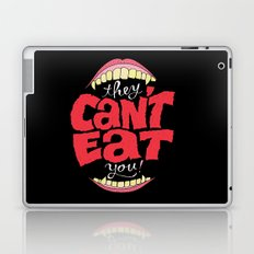 They Can't Eat You Laptop & iPad Skin